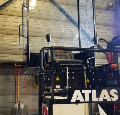 Atlas 145.2V A13 Steeho Autolaadkraan
